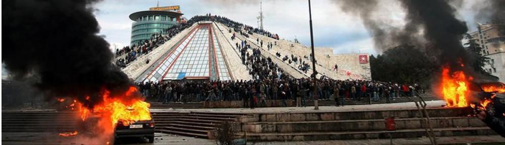Albanian Pyramids